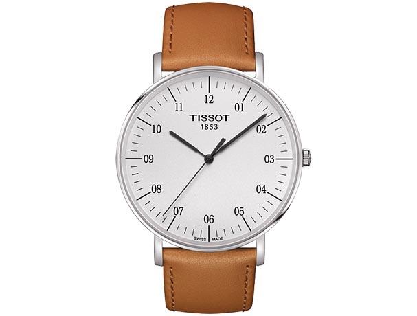 Tissot-Everytime-Big-Gent-White Início
